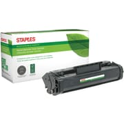 Staples® Remanufactured Laser Toner Cartridge, Canon FX3 (1557A002BA), Black