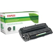 Staples® Reman Laser Toner Cartridge, Canon FX4 (1558A002AA), Black