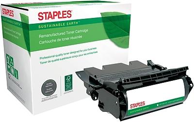 Staples® Remanufactured Laser Toner Cartridge, IBM InfoPrint 1332 (75P4301/75P4303), Black, High Yield