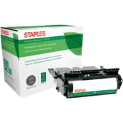 Sustainable Earth by Staples Remanufactured Black Toner Cartridge, IBM InfoPrint (75P6959, 75P6961), High Yield