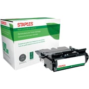 Sustainable Earth by Staples Remanufactured Black Toner Cartridge, IBM InfoPrint 1572 (75P6963)