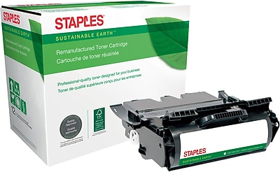 Staples® Remanufactured Laser Toner Cartridge, IBM InfoPrint 1570 (75P6962/75P6963), Black, Extra High Yield
