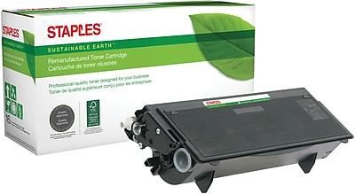 Staples® Remanufactured Laser Toner Cartridge, Brother TN540 (TN-540), Black