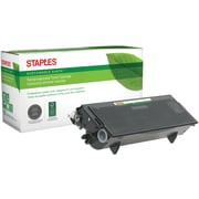 Staples® Sustainable Earth Reman Black Toner Cartridge, Brother TN-570, High-Yield (SEB570R)