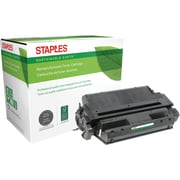Staples® Remanufactured Laser Toner Cartridge, HP 09X (C3909X), Black, Extended Yield