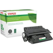 Staples® Remanufactured Laser Toner Cartridge, HP 27A (C4127A), Black