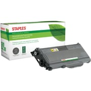 Sustainable Earth by Staples Remanufactured Black Toner Cartridge, Brother TN-360, High Yield