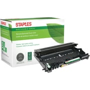 Staples® Remanufactured Laser Drum Unit, Brother DR360 (DR-360), Black