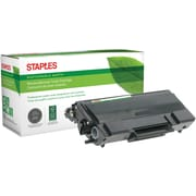 Staples® Remanufactured Black Toner Cartridge, Brother TN-620 (SEBTN620R)