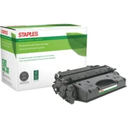 Sustainable Earth by Staples Remanufactured Black Toner Cartridge, Canon CRG-120 (2617B001)