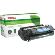 Staples® Remanufactured Laser Toner Cartridge, Canon FX11 (1153B001AA), Black