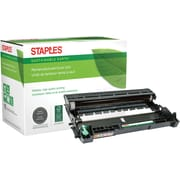 Sustainable Earth by Staples™ Remanufactured Black Drum Unit, Brother DR-420