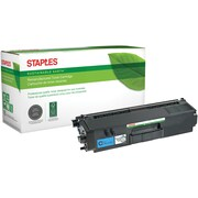 Staples® Sustainable Earth Brother TN315 Toner Cartridge, Cyan