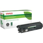 Staples® Remanufactured Black Toner Cartridge, Brother TN-315Black, High Yield