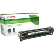 Staples® Remanufactured Color Laser Toner Cartridge, Canon 116 (1980B001AA), Black