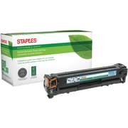 Staples® Remanufactured Color Laser Toner Cartridge, Canon 116 (1979B001AA), Cyan