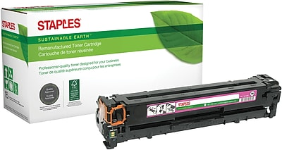 Staples® Remanufactured Color Laser Toner Cartridge, Canon 116 (1978B001AA), Magenta