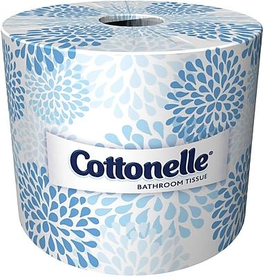 Kleenex® Cottonelle® Bulk Toilet Paper, 2-Ply, 451 Sheets/Roll, 20 Rolls/Case (13135)