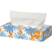 Kleenex® Facial Tissues, 2-Ply, 10 Boxes/Pack