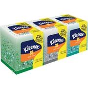 Kleenex® Antiviral Facial Tissue, 68 Sheets/Box, 3 Boxes/Case (21286)