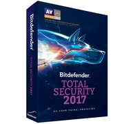 Bitdefender Total Security 2017 for Windows/Mac