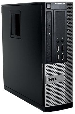 Refurbished Dell GX790 SFF Intel Core i7 3.4Ghz 8GB RAM 1TB HDD Windows 10 Pro