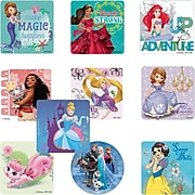 "SmileMakers® Disney Princess Sticker Sampler; Assorted Designs, 2-1/2"" Stickers, 950 Total Stickers (PCSS-R)"