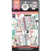 The Happy Planner® Value Pack Stickers - Productivity (PPSV-09-2048)