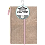 The Happy Planner® Accessory Pouch with Elastic Band - Rose Gold (PLSB-07)