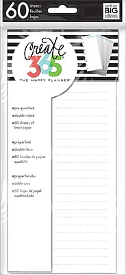 The Happy Planner® Note Paper - Half Sheet (FIL-04)