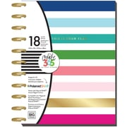 2017-2018 Modern Brights Big Happy Planner