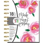 2017-2018 Make Things Happen Big Happy Planner