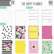 2017-2018 Hello Pink Classic Happy Planner