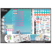 The Happy Planner® Undated Fitness Happy Planner Box Kit