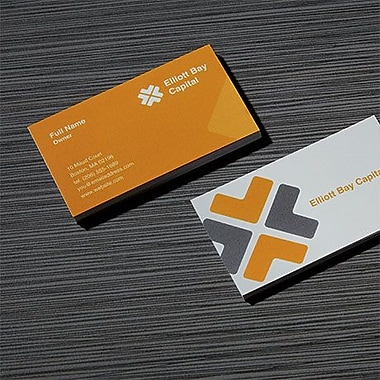 custom business cards - Photo Business Cards
