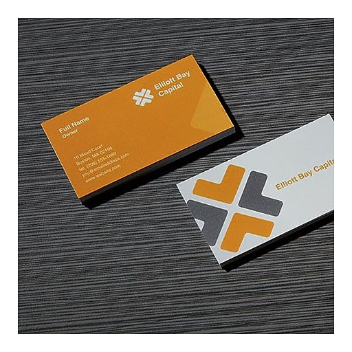 Personalized business cards custom business cards rollover image to zoom in httpsstaples 3ps7is colourmoves