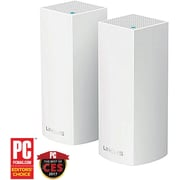 Linksys Velop Whole Home Mesh WiFi System (2 Pack) by