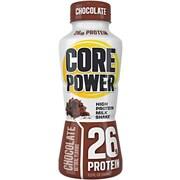 Core Power, Chocolate, 11.5oz PET Bottle, 12/Pack