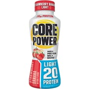 Core Power, Strawberry Banana, 11.5oz PET Bottle, 12/Pack