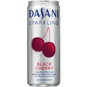 Dasani Sparkling, Black Cherry 12 Oz. Can, 24/Pack