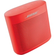 Bose SoundLink Color Bluetooth speaker II Coral Red