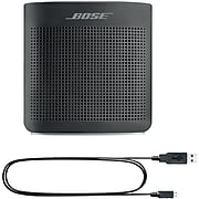 Bose SoundLink Color Bluetooth Speaker II, Black (752195-0100)