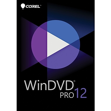 WinDVD Pro 12 for Windows (1 User) [Download]