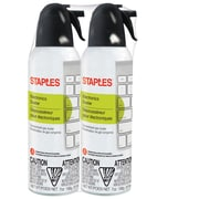 Staples Electronics Duster 7 oz 2pk