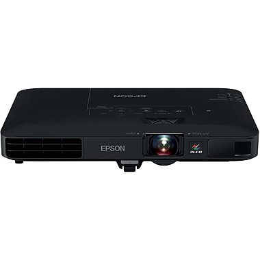Epson PowerLite 1781W Wireless WXGA 3LCD Projector, Black