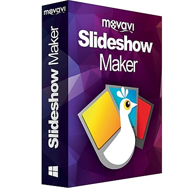 Movavi Slideshow Maker 2 Business Edition for Windows (1 User) [Download]