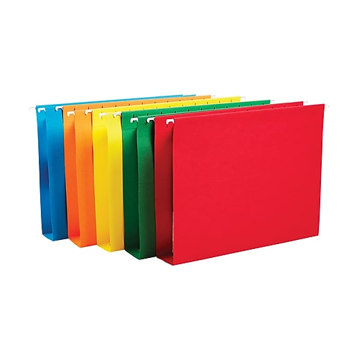 Staples reinforced box bottom hanging file folders letter 2 httpsstaples 3ps7is spiritdancerdesigns Choice Image