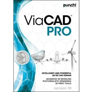 Encore Punch! ViaCAD Pro v10 for Windows PC for Windows (1 User) [Download]