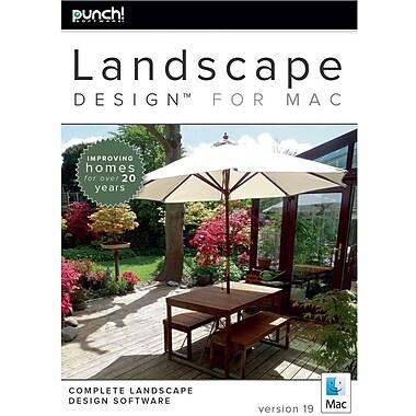 Encore Punch! Landscape Design for Mac v19 (1 User) [Download]