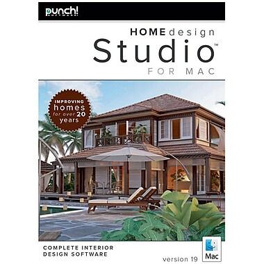 Encore Punch! Home Design Studio for Mac v19 (1 User) [Download]